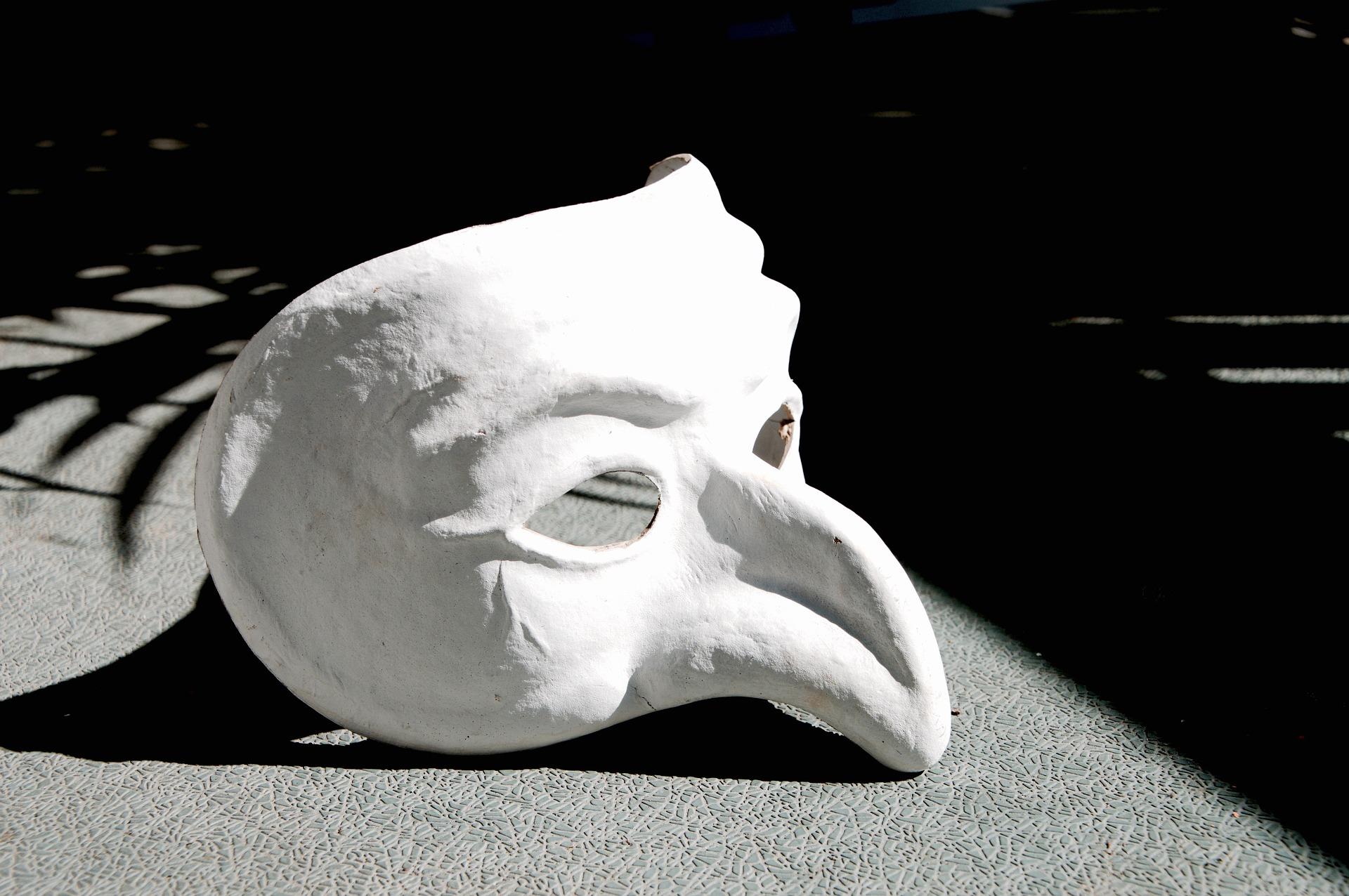 Masque Pulcinella